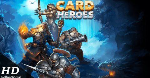 Card Heroes trailer
